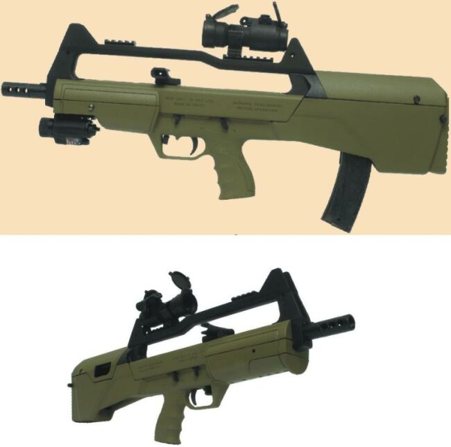 Crosse taticool pour 30 carbine M1 2803