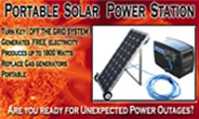 Solar Powered Backup System