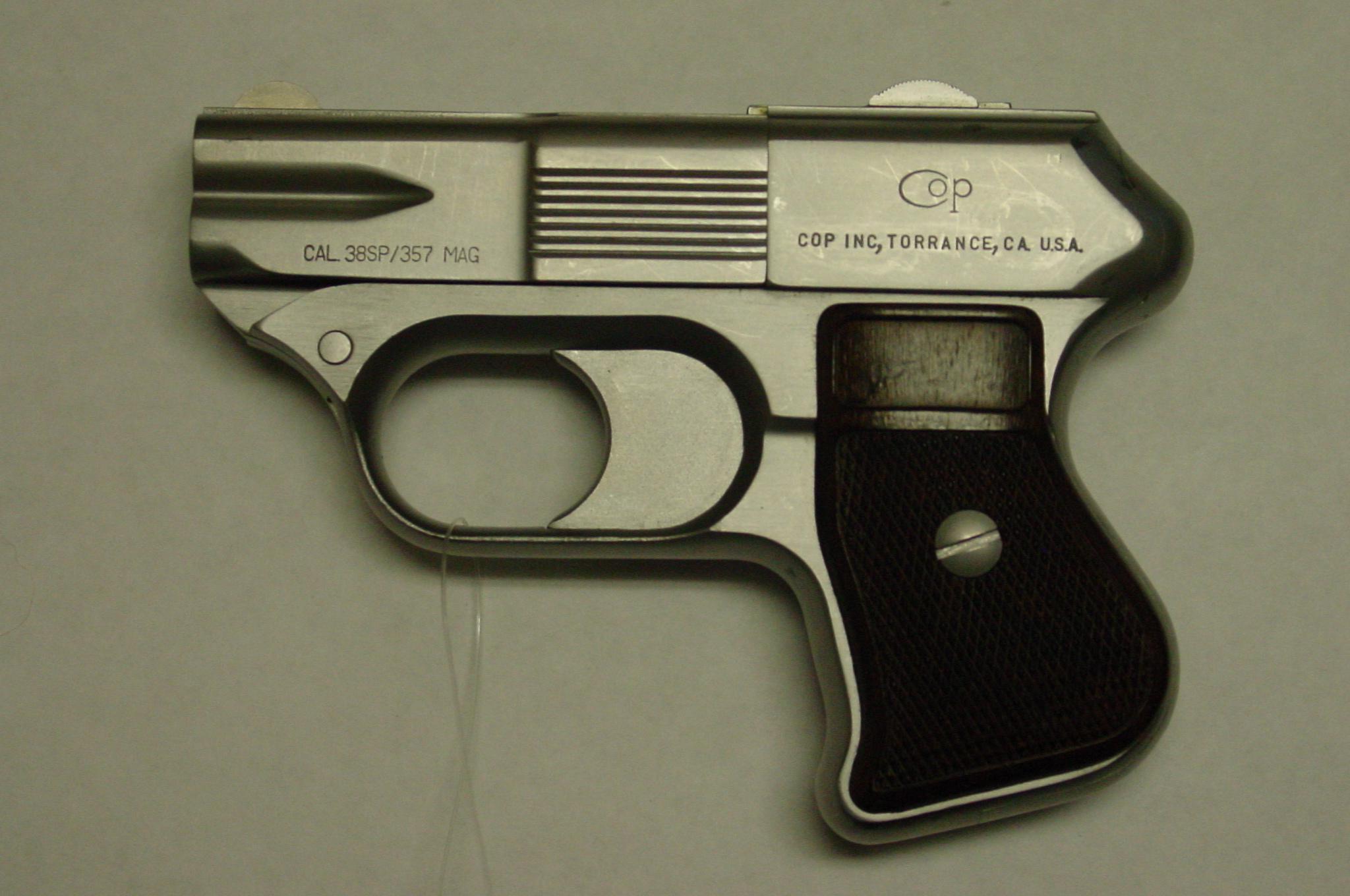 COP 357 Magnum Derringer
