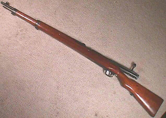 Model 38 Cavalry Rifle