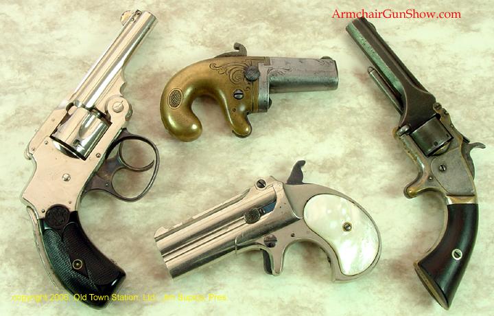 Old Derringers