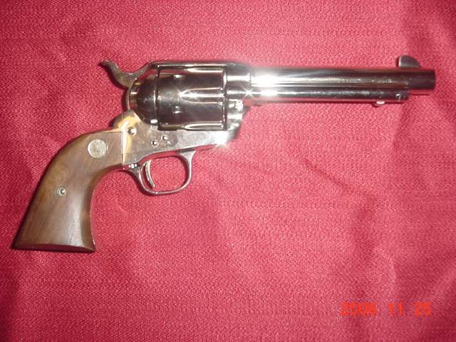Colt Single Action SAA .45