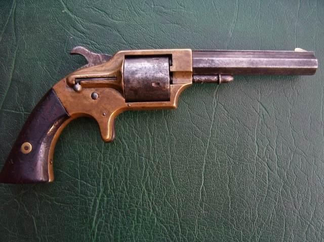 Merwin Bray 32 Ca. Pocket Pistol