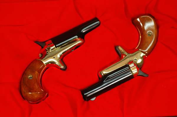 Colt Lord Derringer Pair, .22