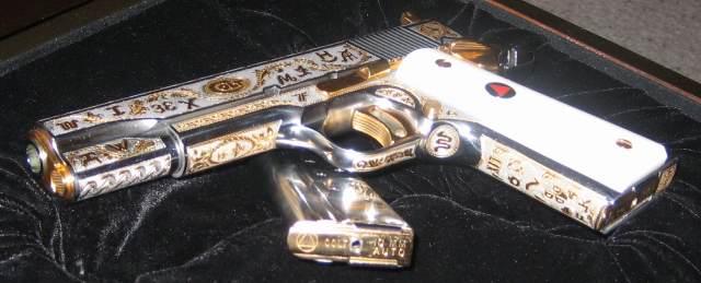 Colt Gold Cup 10mm EL
