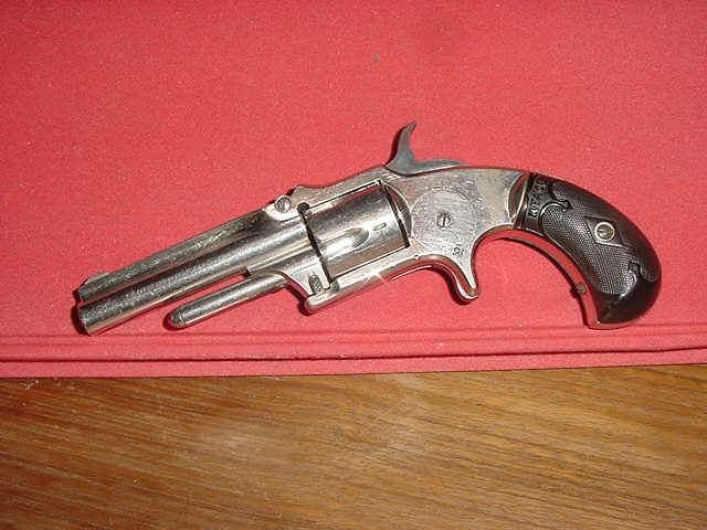 Marlin xxx standard pocket pistol Exc. cond