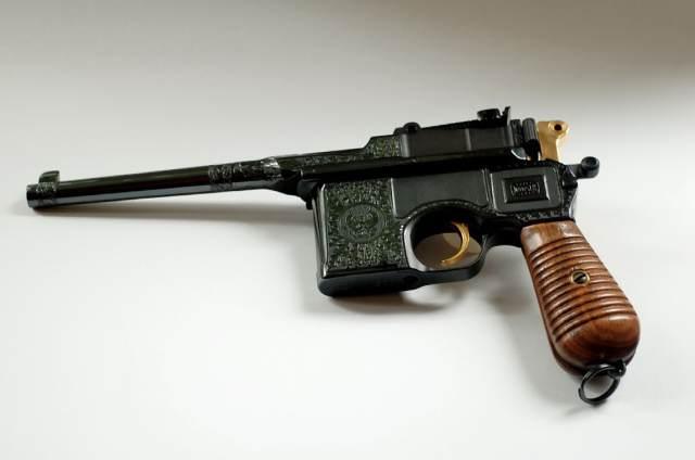 Mauser Broomhandle C-96