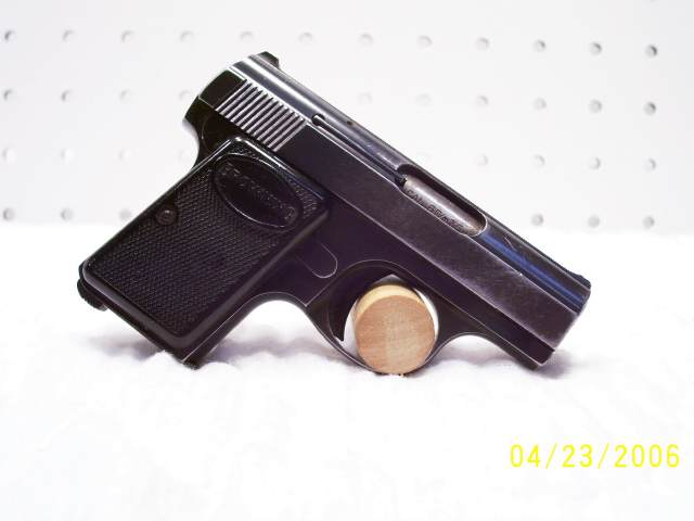 BROWNING VEST POCKET MODEL SEMI-AUTO PISTOL