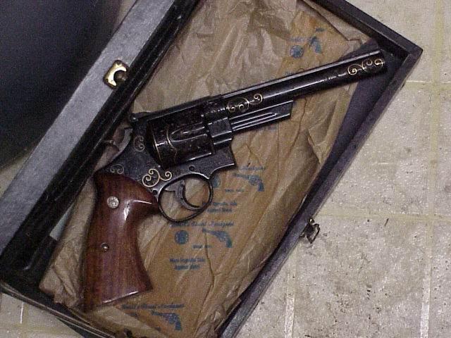 S&W 44MAG PRE MODEL M29