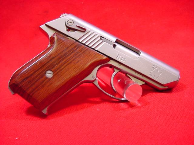 Double Deuce .22lr pocket style pistol semi-auto