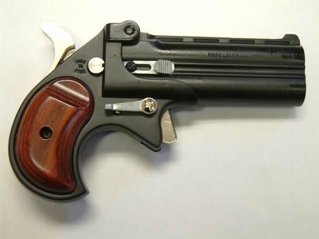 Cobra Enterprises Long Bore Derringer 9mm Big 9 mm