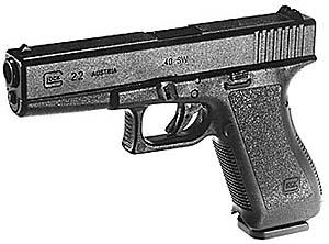 Glock 22 Cal .40 S&W