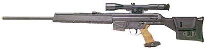 PSG-1 Sniper Rifle