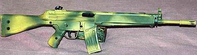HK93 Desert Camo