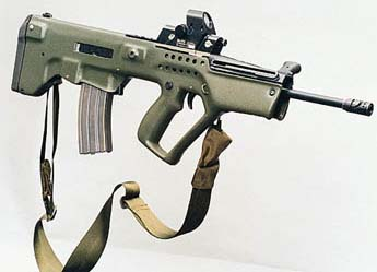 IMI TAVOR 5.56 Bullpup (Future Israeli Weapon)