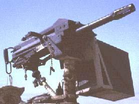 Mark 19 Semi-Automatic Grenade Launcher