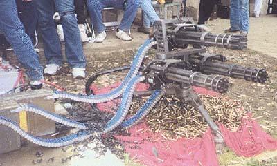 GE Miniguns