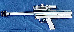 .50 Cal pistol. No other info sent with picture.
