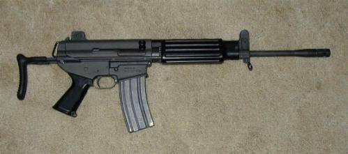 Daewoo K1 Also known as MAX-1, AR-110(C)