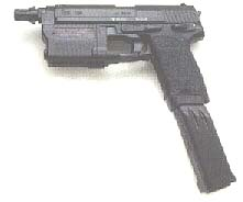 USP Machine Pistol FAKE!