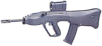 Vektor CR21 5.56 Compact Assault Rifle