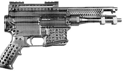 Olympic Arms OA-98