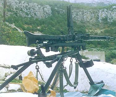 MG-42 As issued to the Greek Army