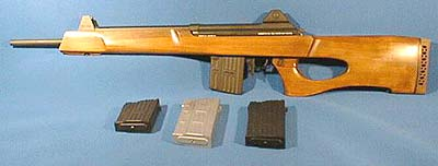 IMI Galil HADDAR .308 (Sporterized version of Galil .308)