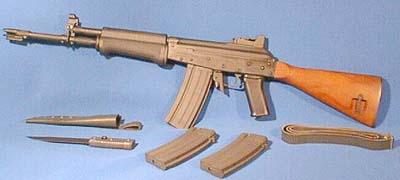 Valmet M-76 .223 Wood Stock