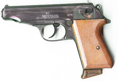 Walther PP32 Post WW2 Military (1946)