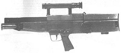 HK ACR Later became the G11 4.93 x 33mm caseless