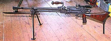 Jap Type 99 with correct scope & bayonet