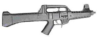 Lapa SM Model 3 9mm SMG.