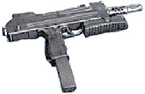 BXP South African SMG. Is also able to launch gas grenades.