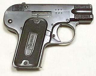 Phoenix Arms .25ACP Belgian Semi Auto