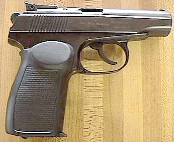Makarov with Pierce Grips