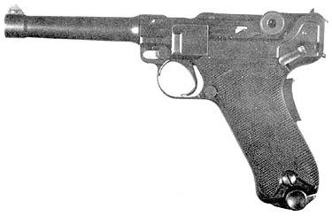 Luger GL .45 (1907)