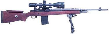Springfield M-21 7.62 NATO