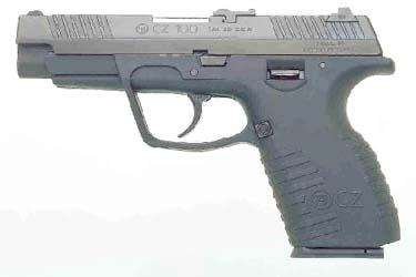 CZ-100 9mm Luger / .40 S&W
