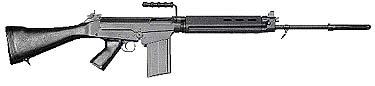 FN FAL 50 7.62 NATO