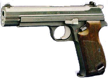 Sig Sauer P210 9mm