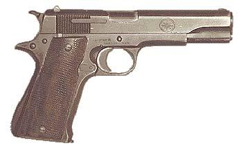 Star Model A 7.63mm / 9mm / .38 / .45
