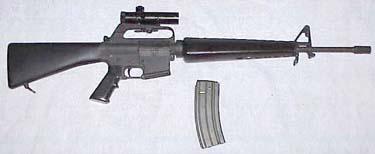 Colt AR-15 SP1