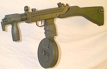 Cobray MP11/9 Tactical Smg