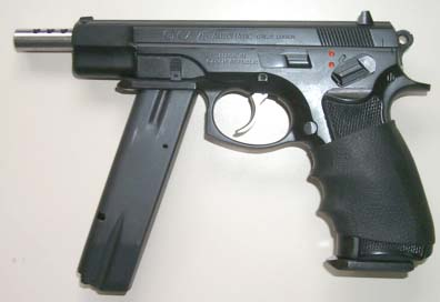 CZ-75 Select Fire