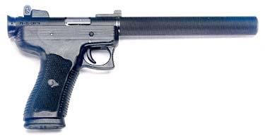 Mountain Eagle .22 Suppressed