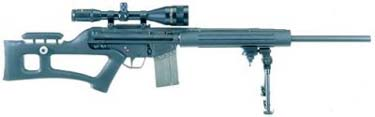 Springfield SAR-8 HBCS (Heavy Barrel Counter Sniper)