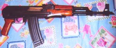 Norinco AK84S-1