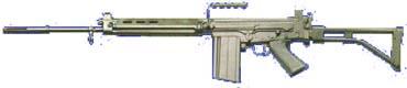 FN-FAL 50.64 7.62 NATO
