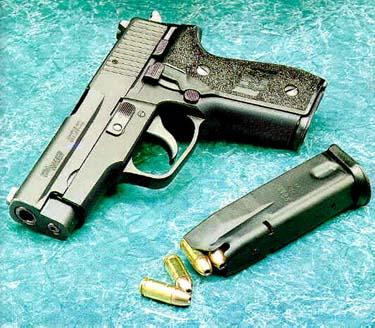 Sig Sauer P228 9mm